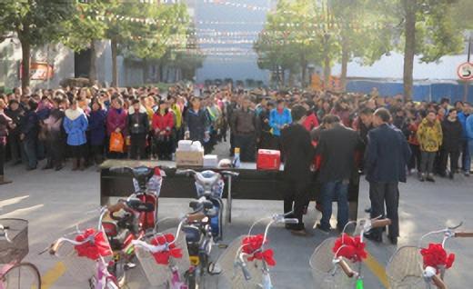 春节活动现场