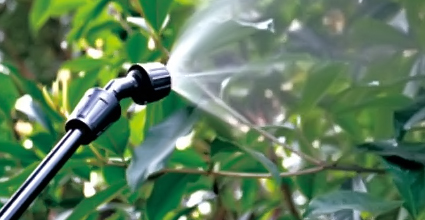 喷雾器喷头转动部分漏水