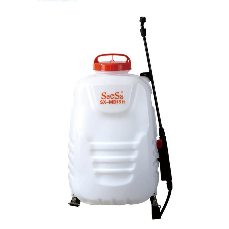 市下15L农用打药机 杀虫消毒园艺园林喷雾机 背负式电动喷雾器