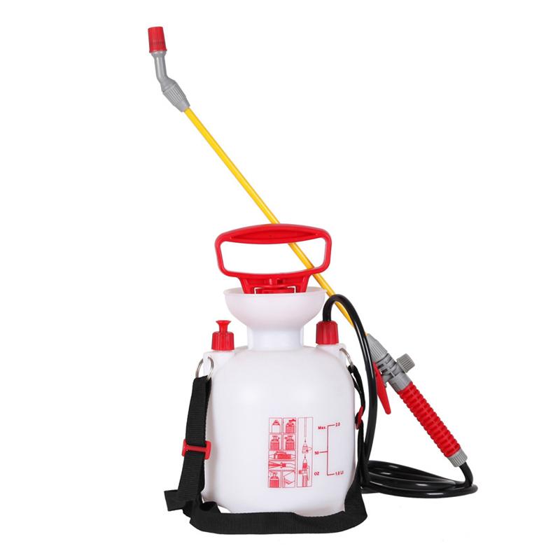 市下5L手动园艺家用喷雾器 喷水浇花花卉洒水保湿 肩负式气压