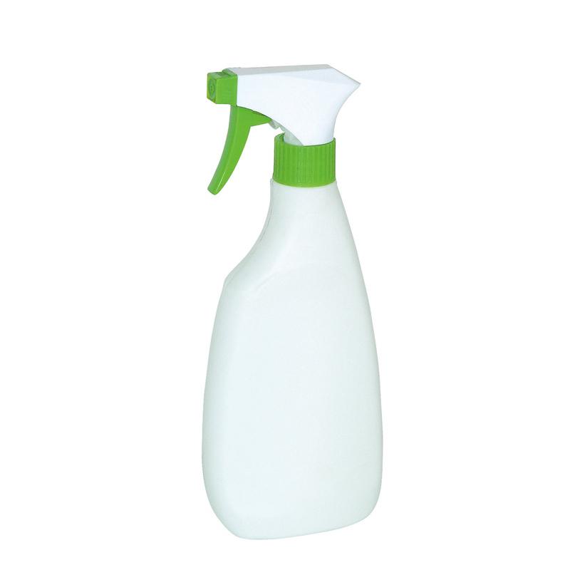 市下500ML阳台种植 多肉保湿浇水喷壶 方头扁瓶清洁保洁喷雾器
