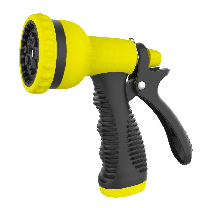 市下高压洗车水枪家用园艺多功能清洗喷枪浇花浇水灌溉冲洗喷水枪21010