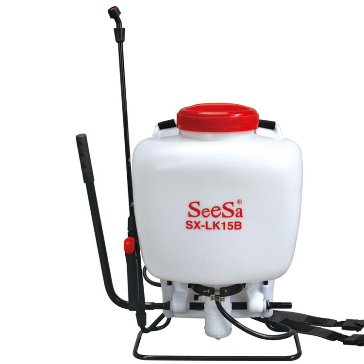SX-LK15B 15L背负式手动喷雾器