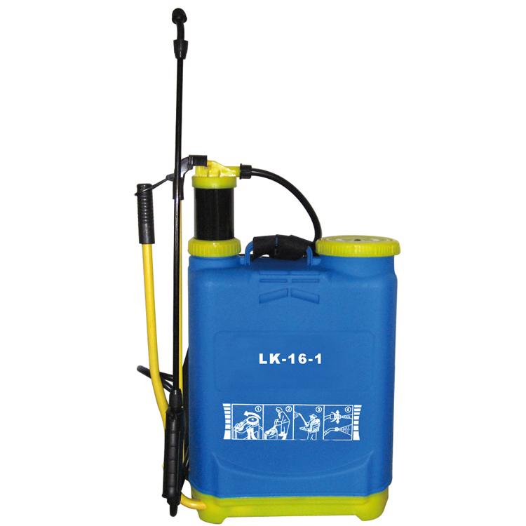 SX-LK16-1 16L背负式手动喷雾