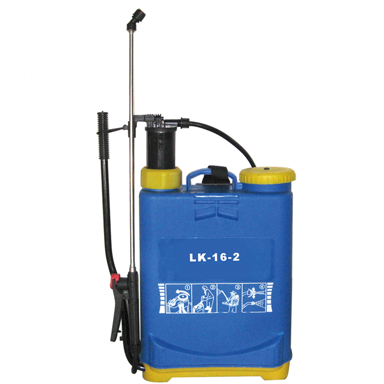 SX-LK16-2 16L背负式手动喷雾