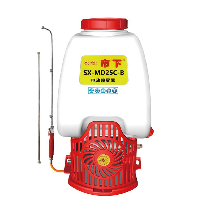 SX-MD25C-B 25L电动喷雾器
